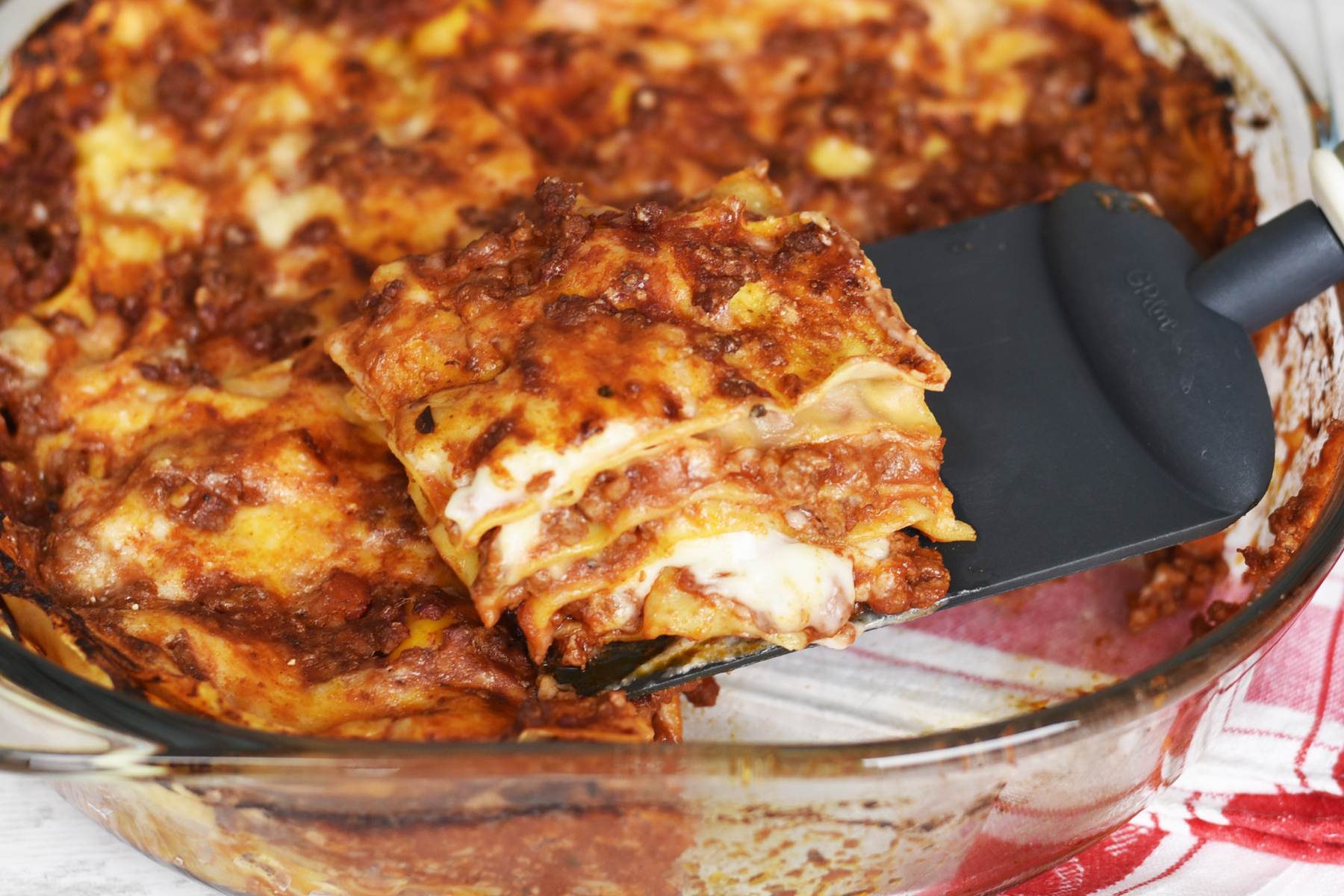 Ricetta Lasagne.The Recipe Of The Real Italian Lasagna Sempliceveloce Italian Food Blog